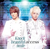 Knock beautiful smile♪accessのジャケット