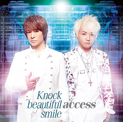 【早期購入特典あり】Knock beautiful smile(通常盤A)(ジャケット写真ステッカー通常盤A絵柄付)