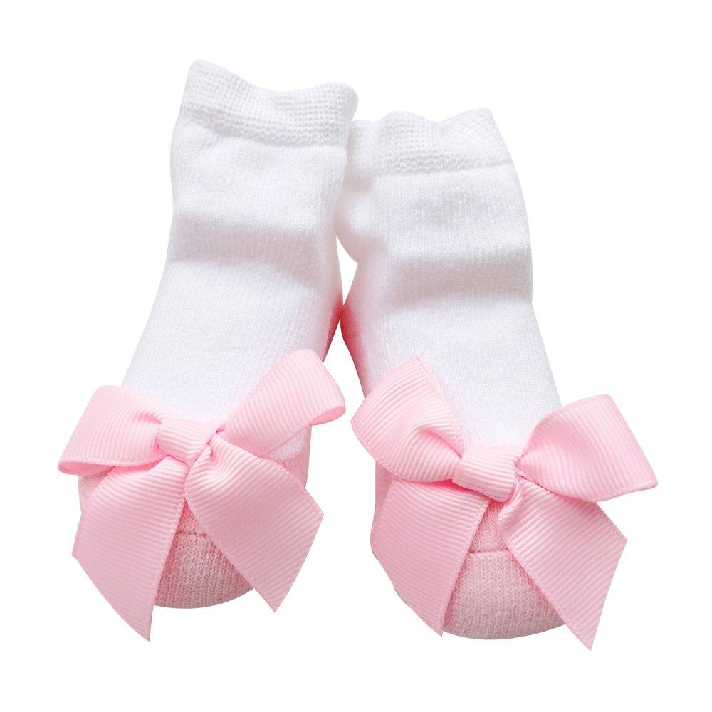 caa854658d296 ベビーソックス 新生児用靴下 女の子 赤ちゃん くつした お祝い 出産 祝い 可愛い プレゼント 12-24