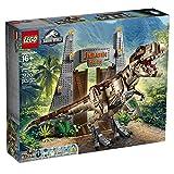 レゴ(LEGO)ジュラシック・ワールド ジュラシック・パーク:  T-レックスが大暴れ 75936