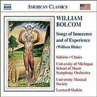 ボルコム:無垢と経験の歌(ウィリアム・ブレイクの詩のミュージカル・イルミネイション)