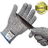 軍手 防刃 防刃手袋 作業用 手袋 作業グローブ 切れない手袋 耐切創手袋 サイズ M