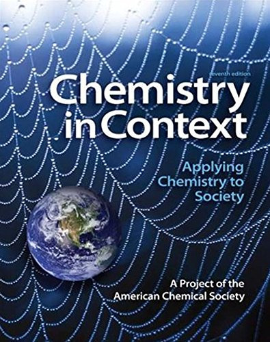 Download Chemistry in Context 0073375667
