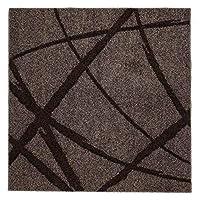 タフトラグ ボールド 約190×190cm BR 270058714