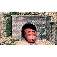 WOODLAND SCENICS C1267 O Tunnel Portal Cut Stone by Woodland Scenics