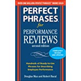 Perfect Phrases for Performance Reviews: Hundreds of Ready-to-use Phrases for Desecribing Employee Performance