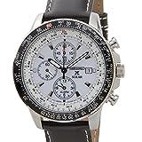 [セイコー]SEIKO SSC013P1 クロノグラフ アラーム 海外モデル 腕時計 メンズ ソーラー SOLAR [並行輸入品]