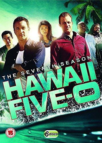 Hawaii Five-0: The Seventh Season [Region 2]