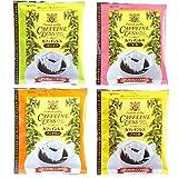 澤井珈琲 コーヒー 専門店 珈琲 4種のカフェインレス ドリップバッグ コーヒー80杯分 福袋
