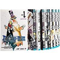 D.Gray-man (ディーグレイマン) コミックセット (ジャンプコミックス) [マーケットプレイスセット]