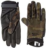 [ザ・ノース・フェイス] シンプルトレッキンググローブ Simple Trekking Glove ウッドランド 日本 S (日本サイズS相当)
