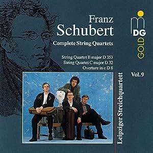 String Quartets 9