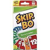MTT42050 - Mattel Skip-Bo Card Game