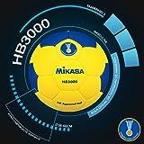 ミカサ(MIKASA) ハンドボール 日本ハンドボール協会検定球3号 (男子用 一般/大学/高校用) HB3000