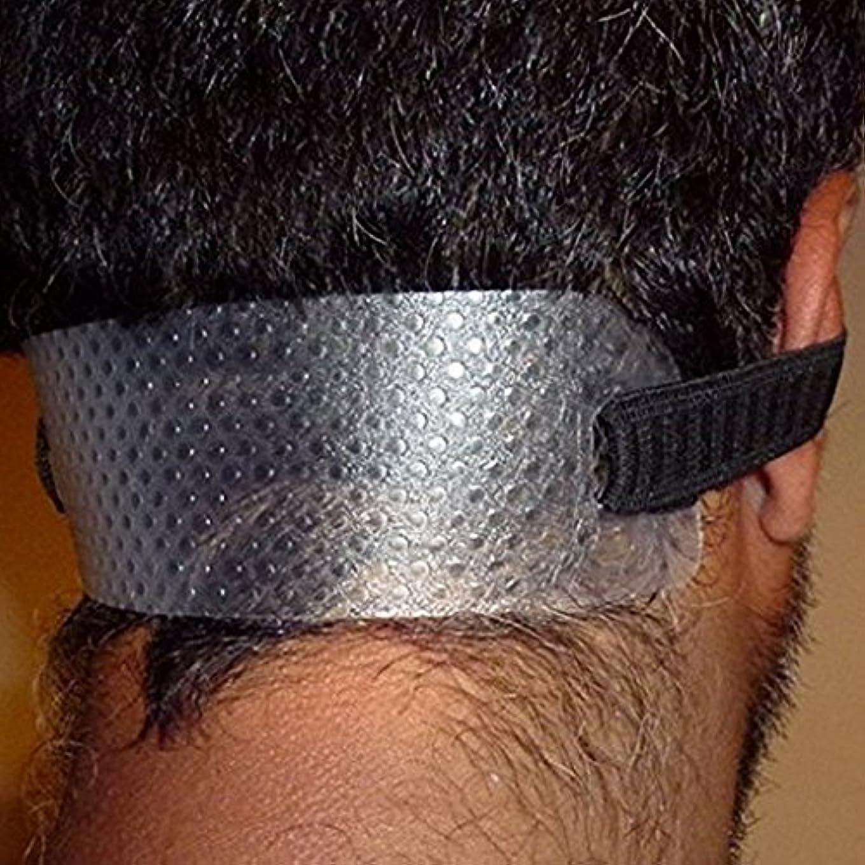 ヒゲ考案するウィスキーFashionwu ネック ヘア ラインガイド ネックライン ヘアカットテンプレート ヘアツール