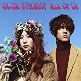 All Of Us♪GLIM SPANKYのCDジャケット