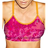Champion Womens B9500P Absolute Cami Sports Bra with SmoothTec Band Print Sports Bra