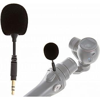 FM-15 Flexiマイクロホン DJI OSMO 全方向性マイク 小型マイク Gopro ソニー カレフカメラ 仕事 プライベート 最適 by amzmonnsuta