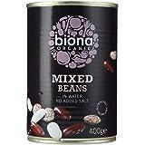Biona Organic Mixed Beans, 400 g