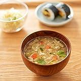 Muji Pork & Vegetable Miso Soup (4 Pieces)