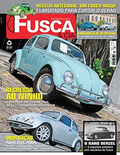 Fusca & Cia ed.83 (Portuguese Edition)