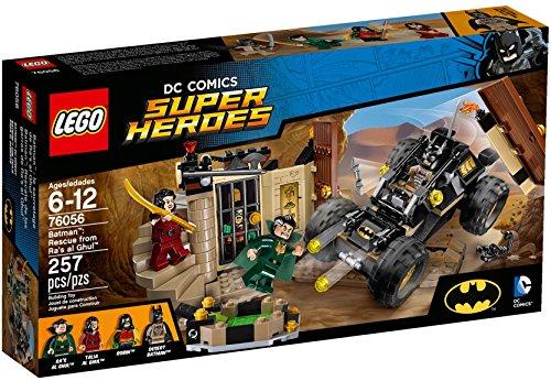 レゴ (LEGO) スーパー・ヒーローズ バットマン:ラーズ・アル・グールからの救出 76056
