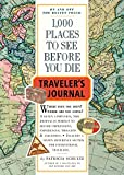 1000 Places to See Traveller's Journal (UK edition) (Travel Journal)
