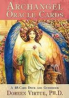 大天使オラクルカード 日本語版説明書付 (ドリーン・バーチューオラクルカードシリーズ)