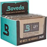 Boveda for Music | 49% RH 2-Way Humidity Control Replacement for Use in Fabric Holder | Size 70 for Fretted and Bowed Wood In