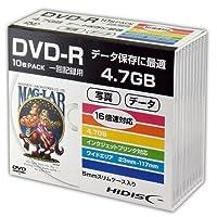 HIDISC HDDR47JNP10SC 10枚パック×20個セット
