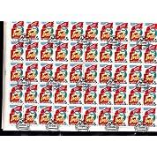 ソ連切手『赤旗 50枚フルシート』