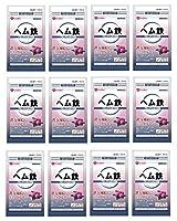 【X12個セット】 AFC 500s ヘム鉄 30粒 【国内正規品】