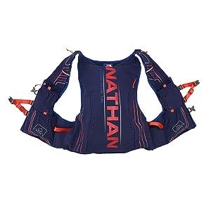 ネイサン(NATHAN) ハイドレーションバッグ NS4736 ベイパ―カー 12L 2.0 男性用 トレイルランニング ランニング