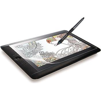 エレコム ワコム ペンタブレット Cintiq 13 HD/HD Touch/Cintiq Companion2 フィルム ペーパーライク反射防止 13.3インチ 【日本製】 TB-WC13FLAPL