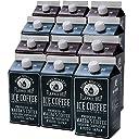 前田珈琲 ネルドリップ式 リキッドコーヒー アイスコーヒー 1ケース 12本入り (無糖12本)
