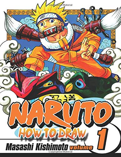 [画像:How To Draw Naruto: 101 drawing book for Naruto and anime fans]