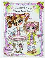 Sherri Baldy My Besties Messy Bessy Jessy Coloring Book
