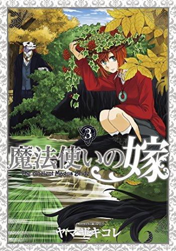 初回限定版 魔法使いの嫁 3 (BLADE COMICS)