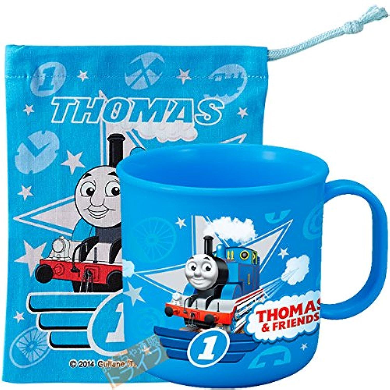きかんしゃトーマス プラカップ&カップ袋セット