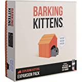 Barking Kittens: This is The Third Expansion of Exploding Kittens Card Game - Family-Friendly Party Games - Card Games for Ad