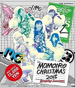 【メーカー特典あり】ももいろクリスマス2015 ~Beautiful Survivors~ Blu-ray BOX (ステッカーシート付)