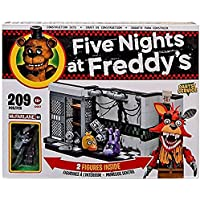 McFarlane Five Nights at Freddy's Parts Service Exclusive 209 piece building set
