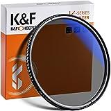 K&F Concept 82MM Circular Polarizer Glass Filter Ultra-Slim, Multi Coated