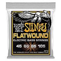 【正規品】 ERNIE BALL 2813 ベース弦 (45-105) FLATWOUND HYBRID SLINKY BASS フラットワウンド・ハイブリッド・スリンキー・ベース