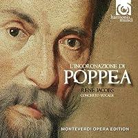 L'incoronazione di Poppea [Monteverdi Opera Edition] (2010-08-10)
