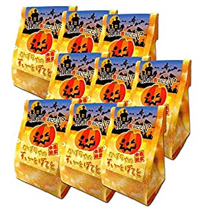 ハロウィン かぼちゃ の すいーとぽてと 10個 個包装 プチギフト