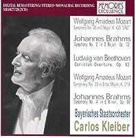 カルロス・クライバー指揮 モーツァルト:交響曲第36番「リンツ」 他