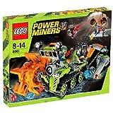 レゴ (LEGO) パワー・マイナーズ クリスタル・スイーパー(パワー・マイナーズ6号) 8961