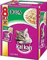 (まとめ買い)カルカン パウチ KMP1 まぐろ 70g×8袋 猫用 キャットフード 【×5】