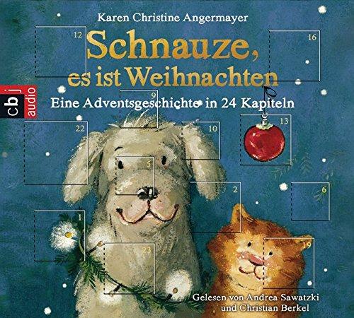 Schnauze, es ist Weihnachten: Eine Adventsgeschichte in 24 Kapiteln